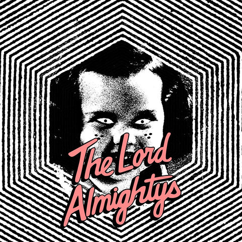 "The Lord Almightys X-Ray Eyes CD/7"" Hybrid Record"