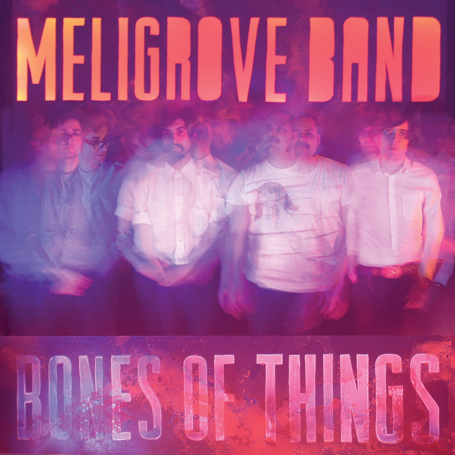 Meligrove Band - Bones of Things (180 Gram LP)