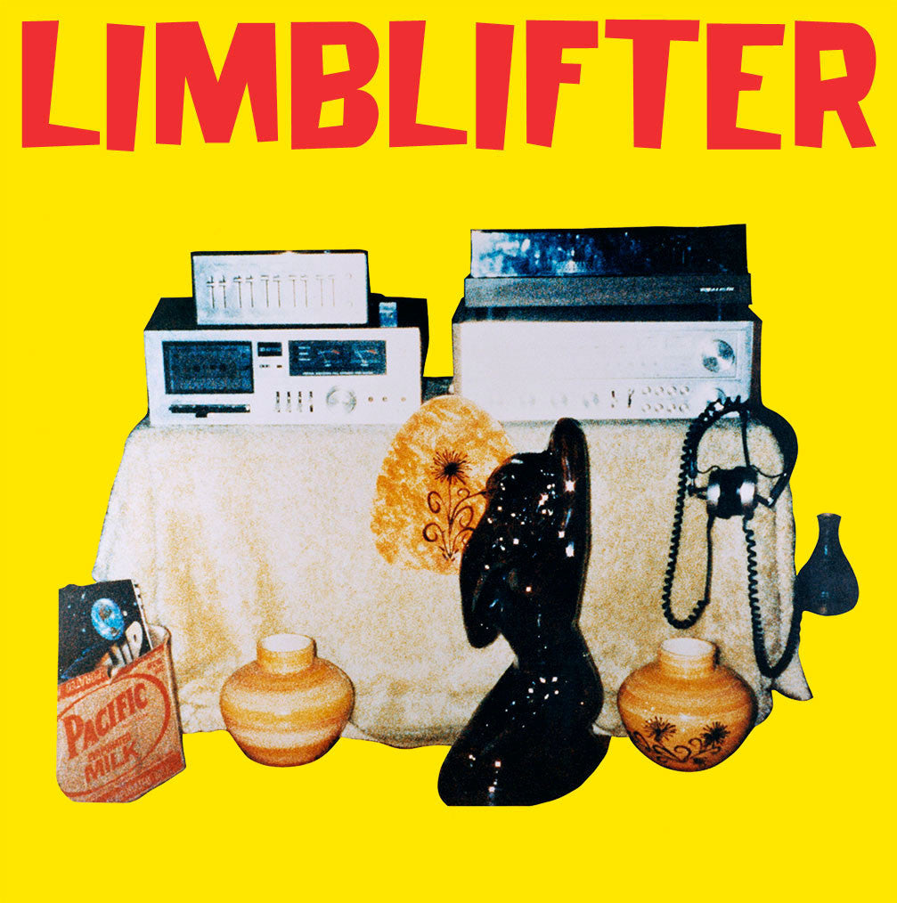 Limblifter - Pacific Milk CD