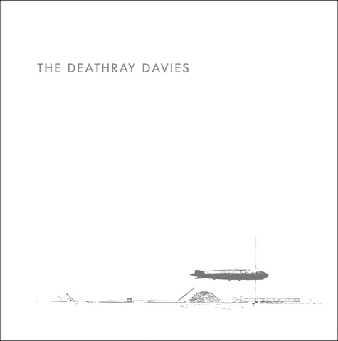 The Deathray Davies - The Kick And The Snare Vinyl PRE-ORDER
