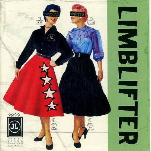 Limblifter - LP Sale