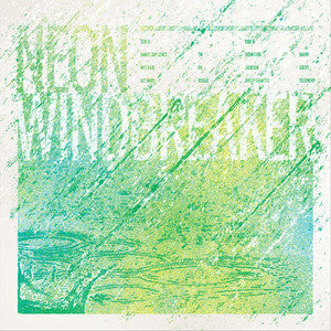 Neon Windbreaker - S/T LP
