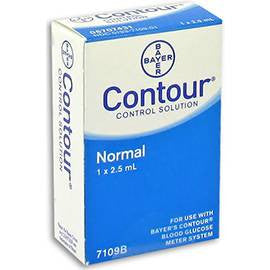 Bayer Contour Control Solution Normal