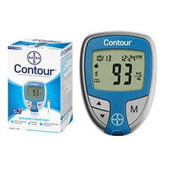 Bayer Contour Glucose Meter Only