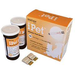 iPet Glucose Test Strips - 50ct.