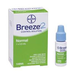 Bayer Breeze 2 Control Solution - Normal - 2.5ml