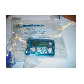 Minimed Shower Pack Plastic Pouches For Showering W/pump