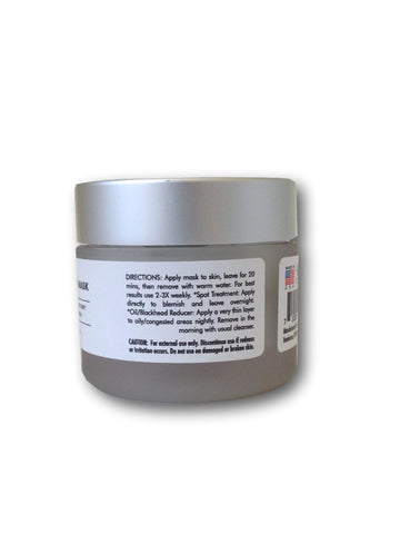 Clearing Clay Mask 1.75oz