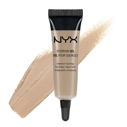 NYX Eyebrow Gel 01 Blonde