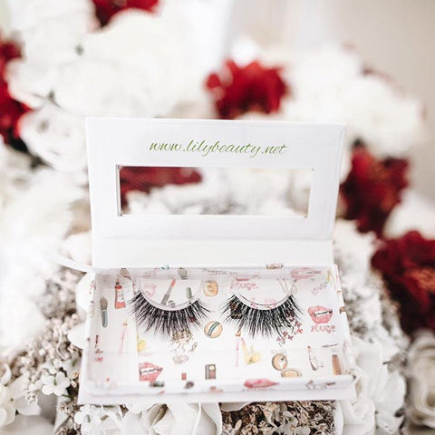 Lily Beauty Lashes - Pansy