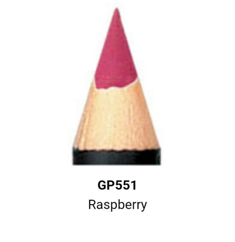 L.A Girl Lipliner Pencil - GP551 Raspberry
