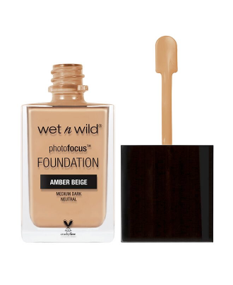 WET N WILD Photo Focus Foundation - Amber Biege