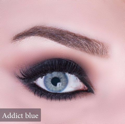 Anesthesia Lenses - Addict Blue