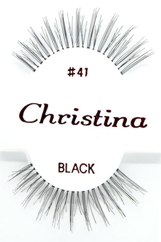 Christina Lashes - 41 ( 12 pieces )