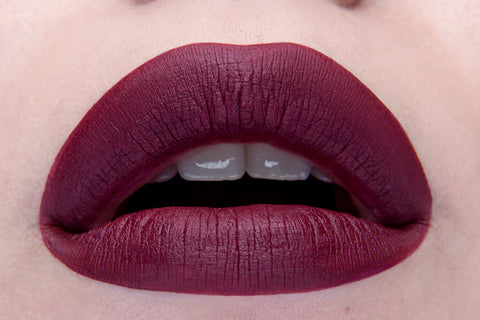 Lady Burgundy - Lips x Matte - Imaari -