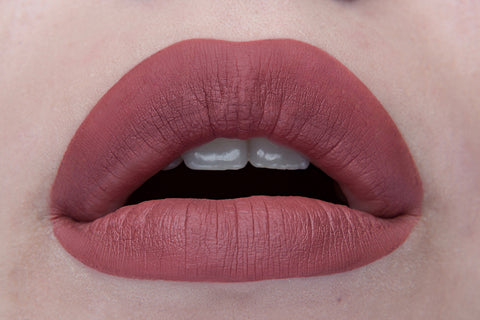 Lady Burgundy - Lips x Matte - Madison -