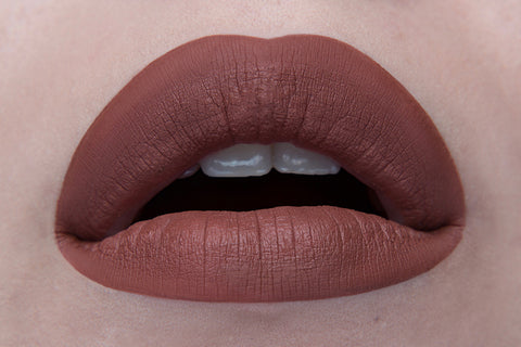 Lady Burgundy - Lips x Matte - Maha -