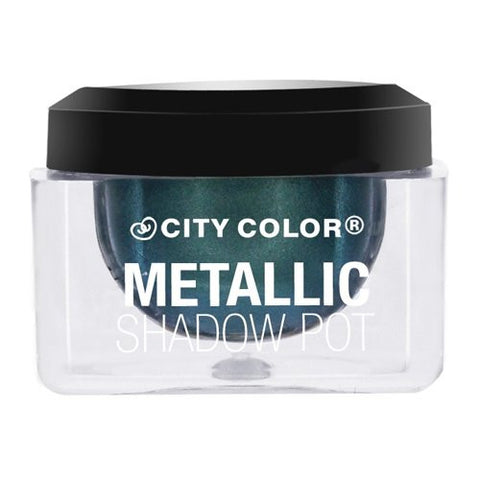 CITY COLOR Metallic Shadow Pot - Meteor Shower