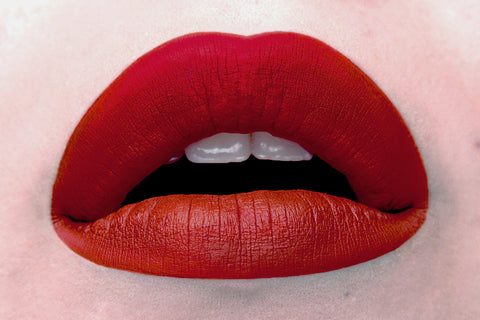 Lady Burgundy - Lips x Matte - Rita -
