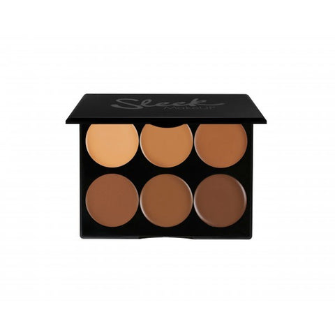 Sleek - Cream Contour Kit in Dark