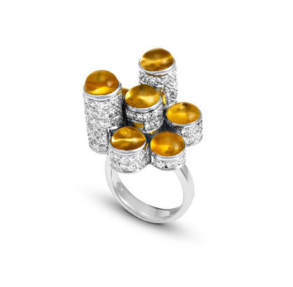 Citrine Wonder ring