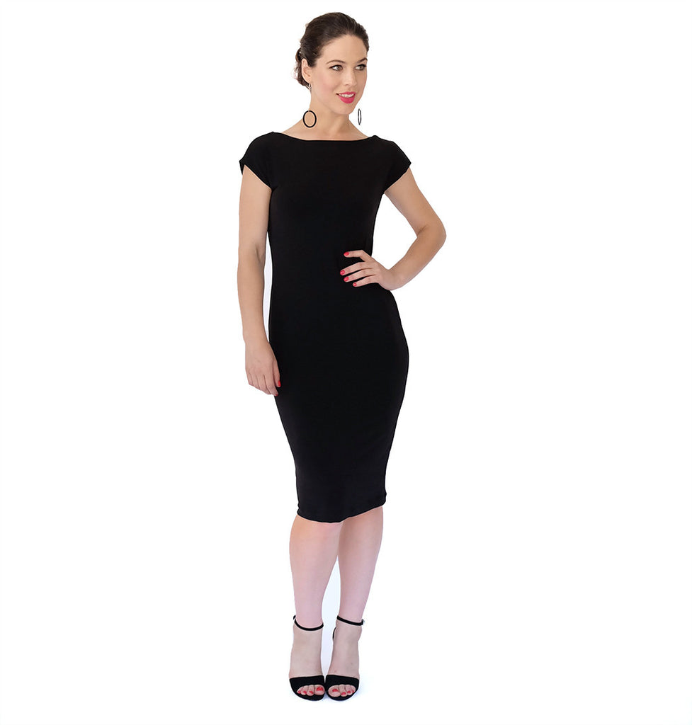 Marilyn Dress | Black