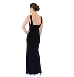 Catherine Maxi Dress | Black