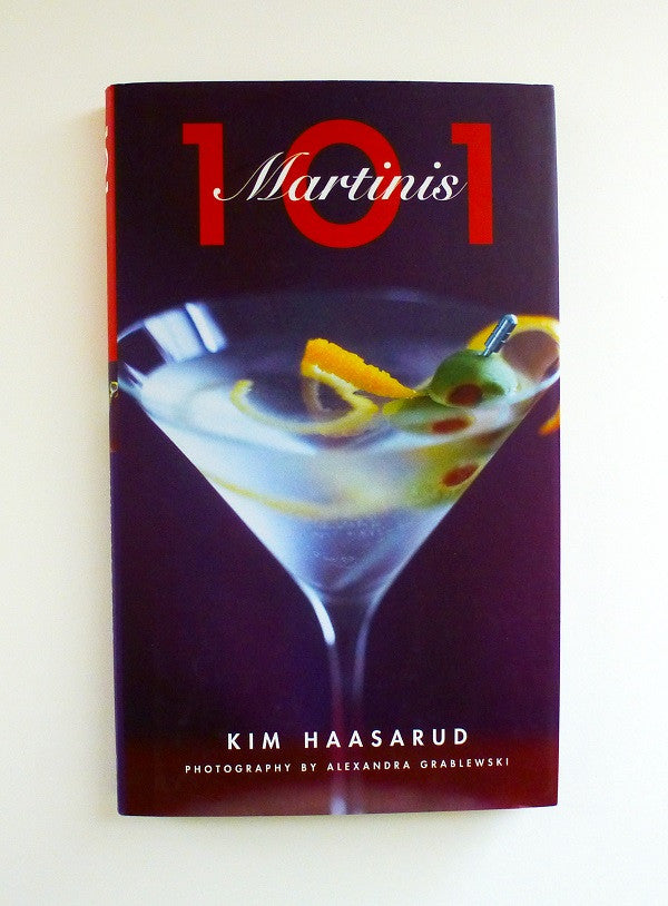 101 Martinis - Cover