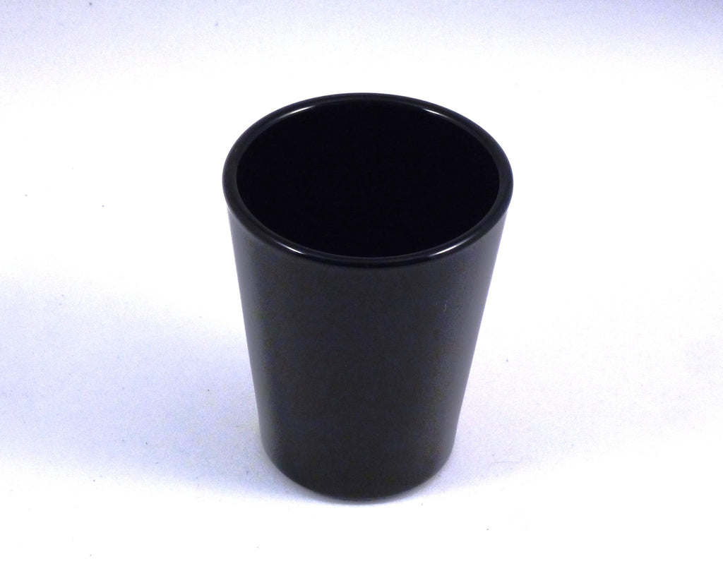Black Shot Glasses