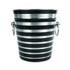 Striped Ice Bucket