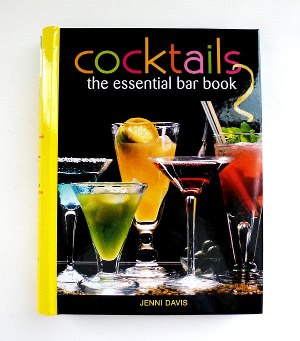 Cocktails - Essential Bar Book - Cover