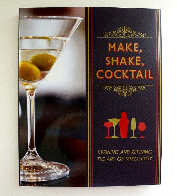 Make Shake Cocktail - Cover