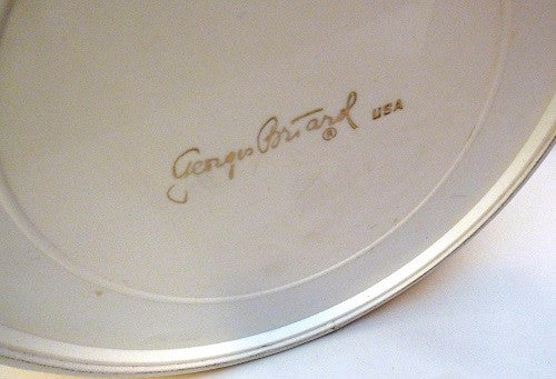 Georges Briard signature on bottom