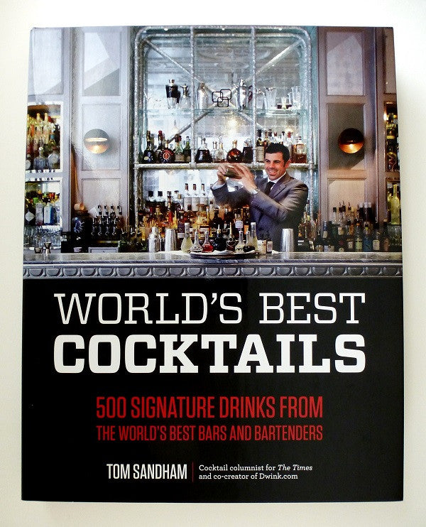 Worlds Best Cocktails - Cover