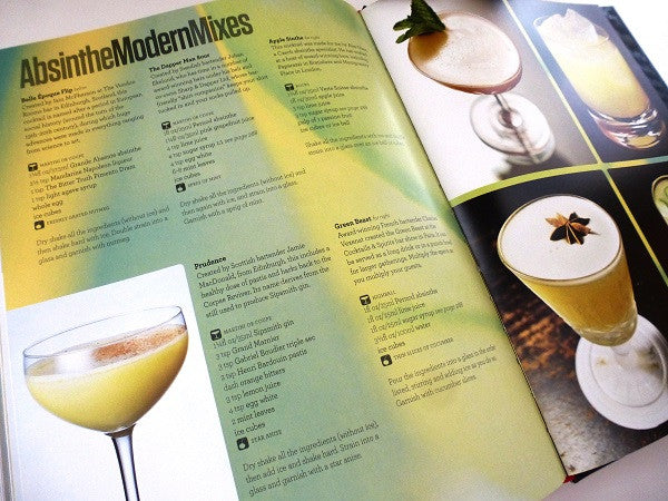 Worlds Best Cocktails - Sample Page 2