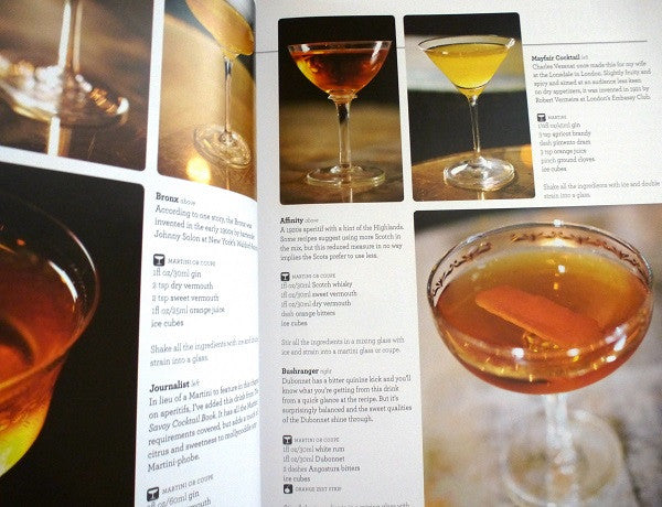 Worlds Best Cocktails - Sample Page 4