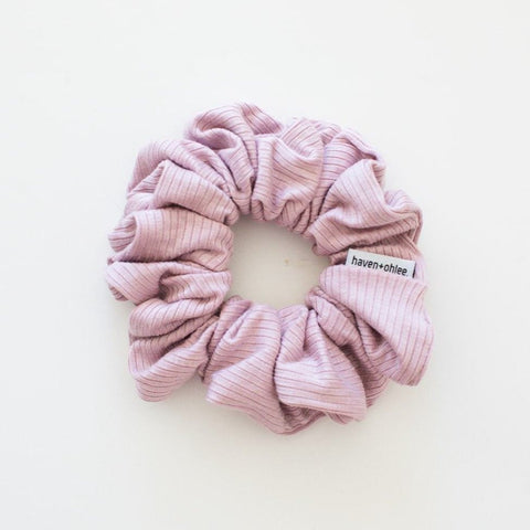 Haven + Ohlee Scrunchies - SWEET LILAC