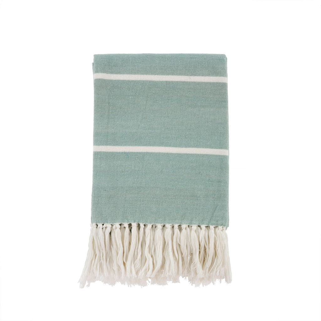 Harlow Throw Blanket - Mint