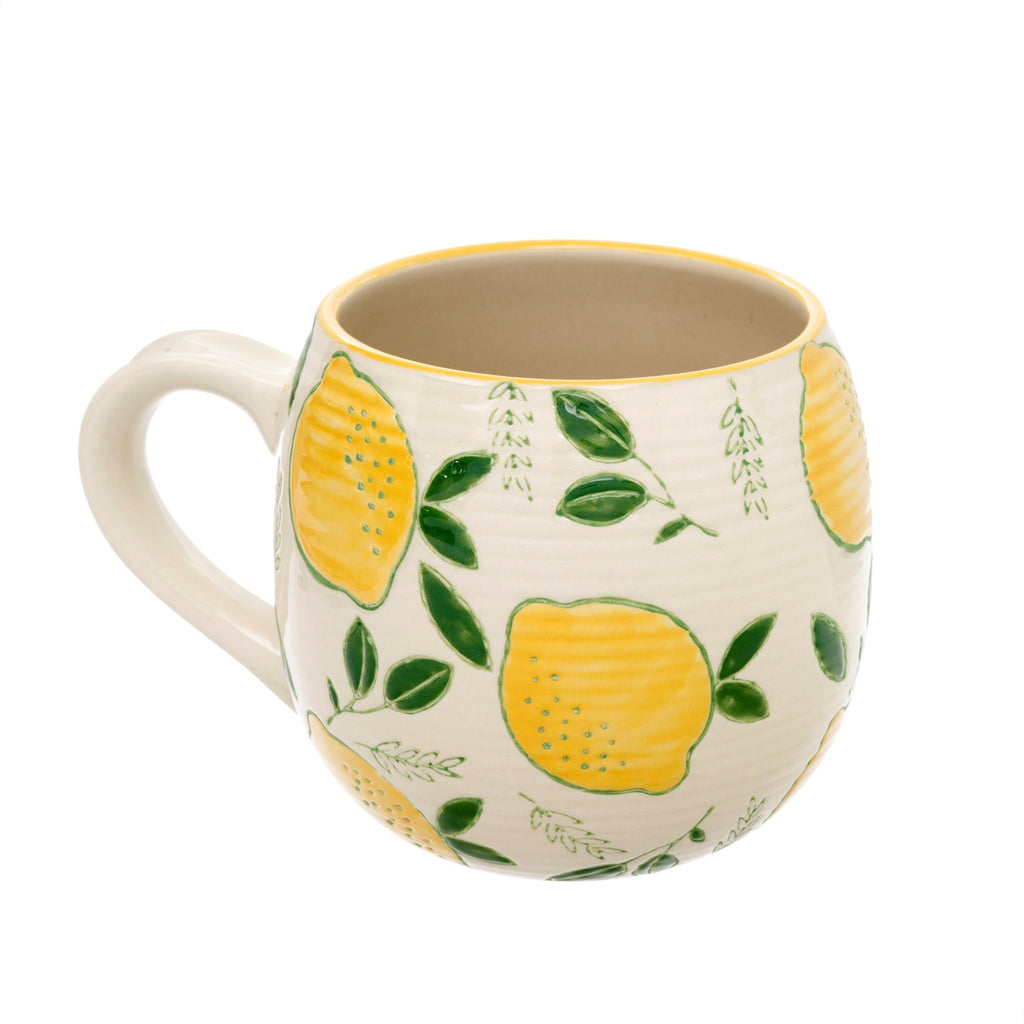 Lemon Loves Mug
