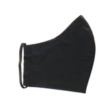 Face Masks (Adult Regular) - BLACK COTTON
