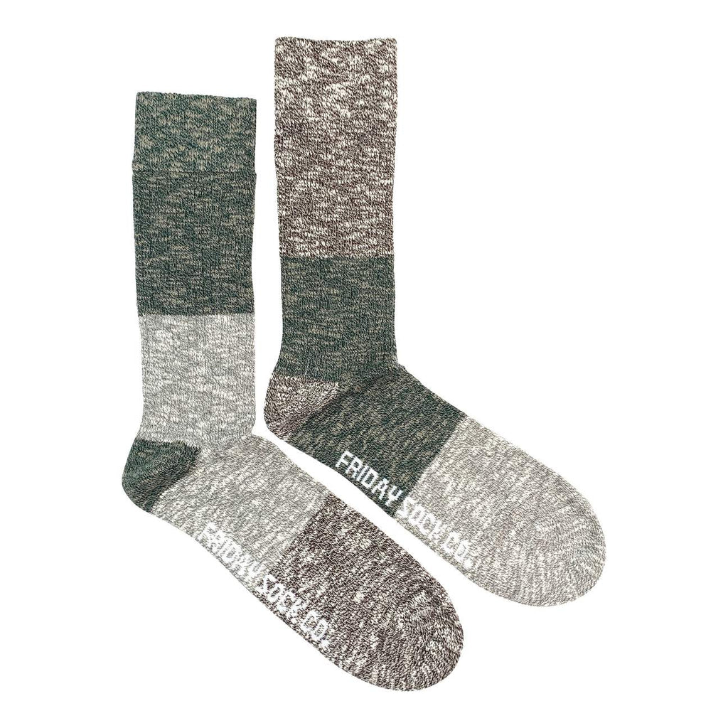 Friday Camp Socks - MEN'S