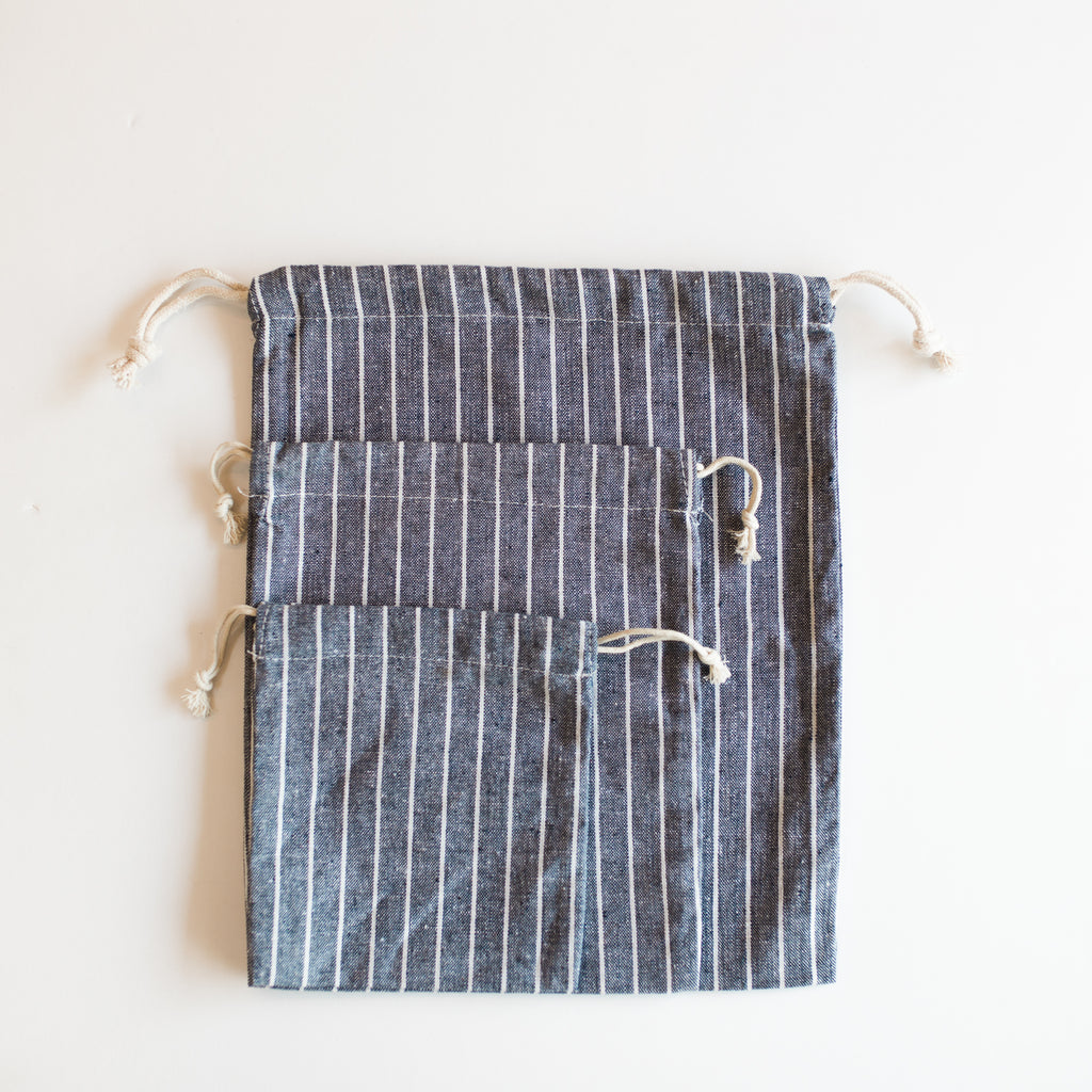 Packing Pouches (set of 3)