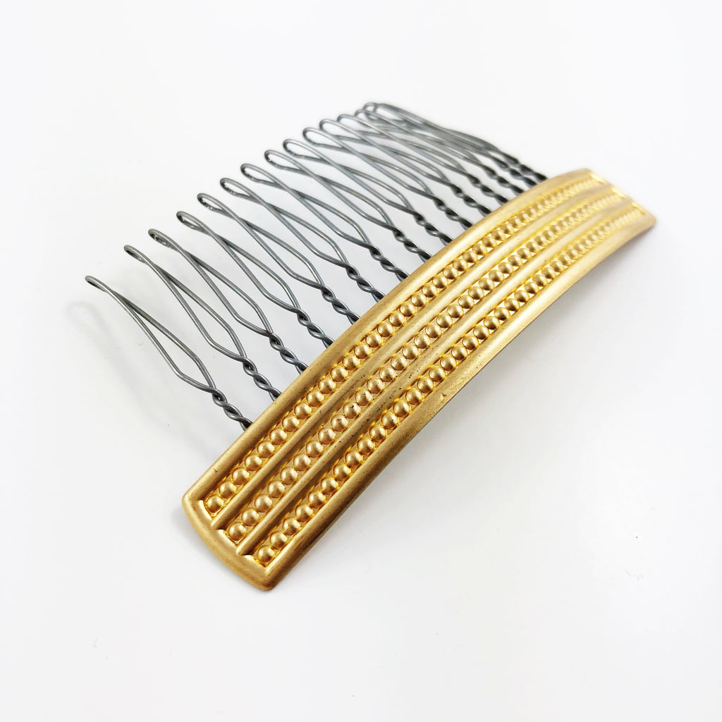 """Abacus"" Medium Hair Comb"