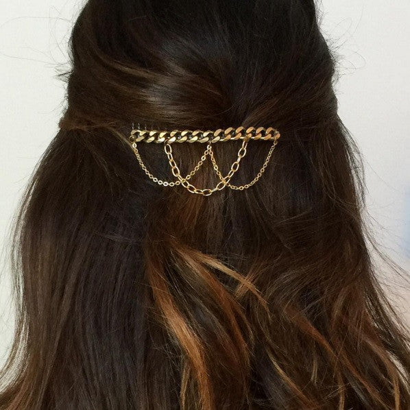 """Royalty"" Hair Comb"