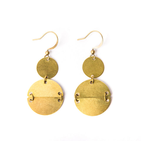 """Patio Nights"" Earrings"