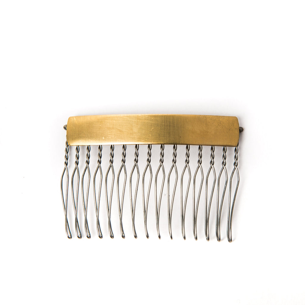 """Smooth Bar"" Medium Hair Comb"