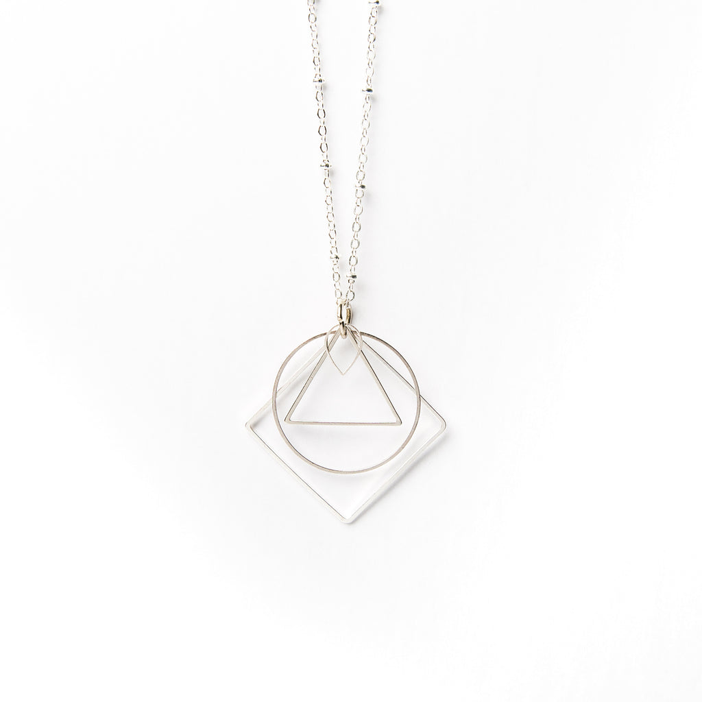"""Shape Shifter"" Necklace"
