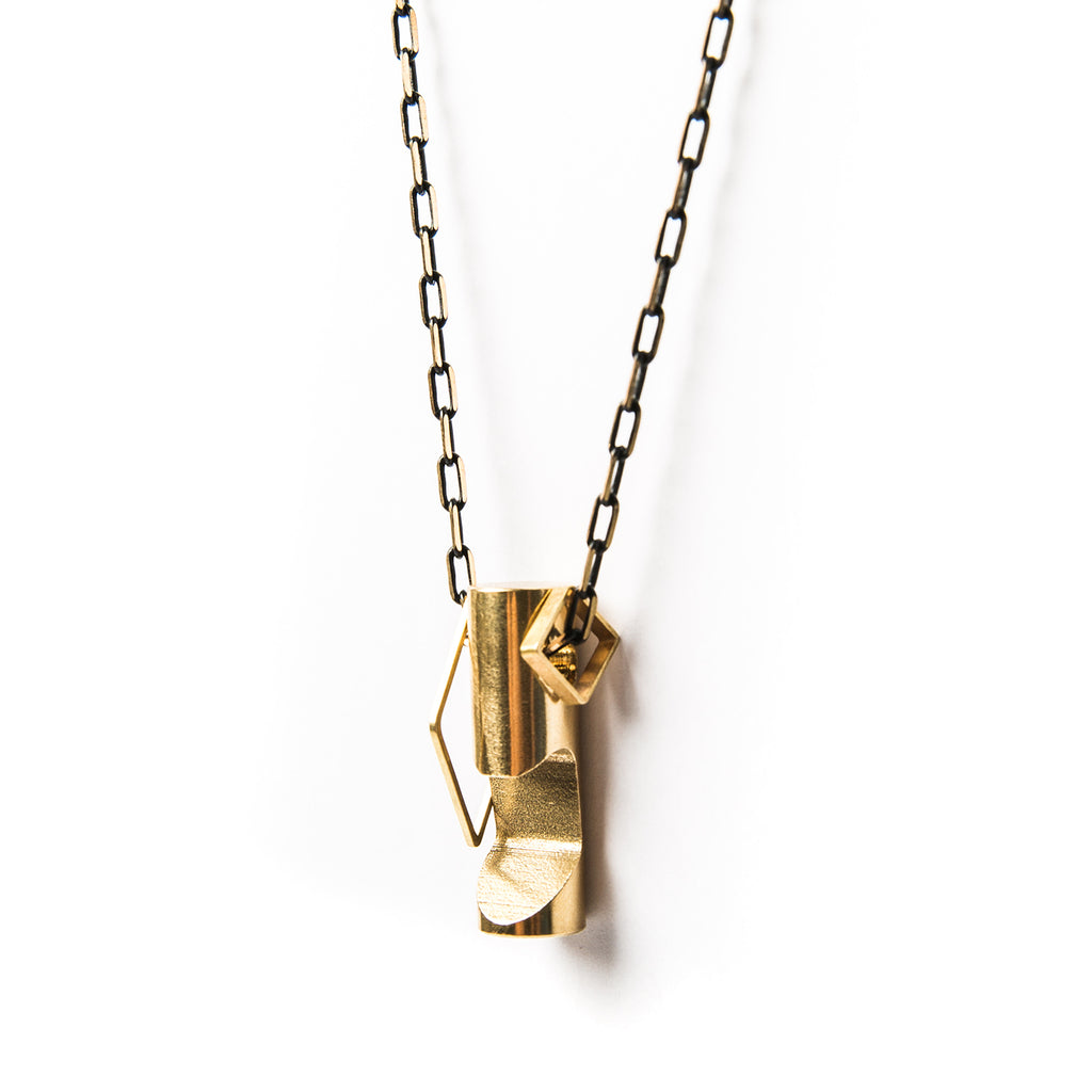 """Pop-A-Top"" Bottle-Opener Necklace"