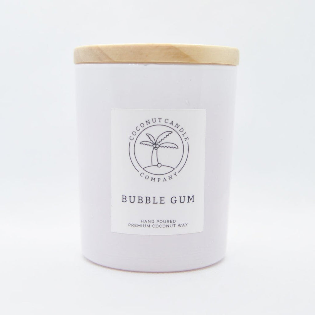 Coconut Candle Co - Bubblegum