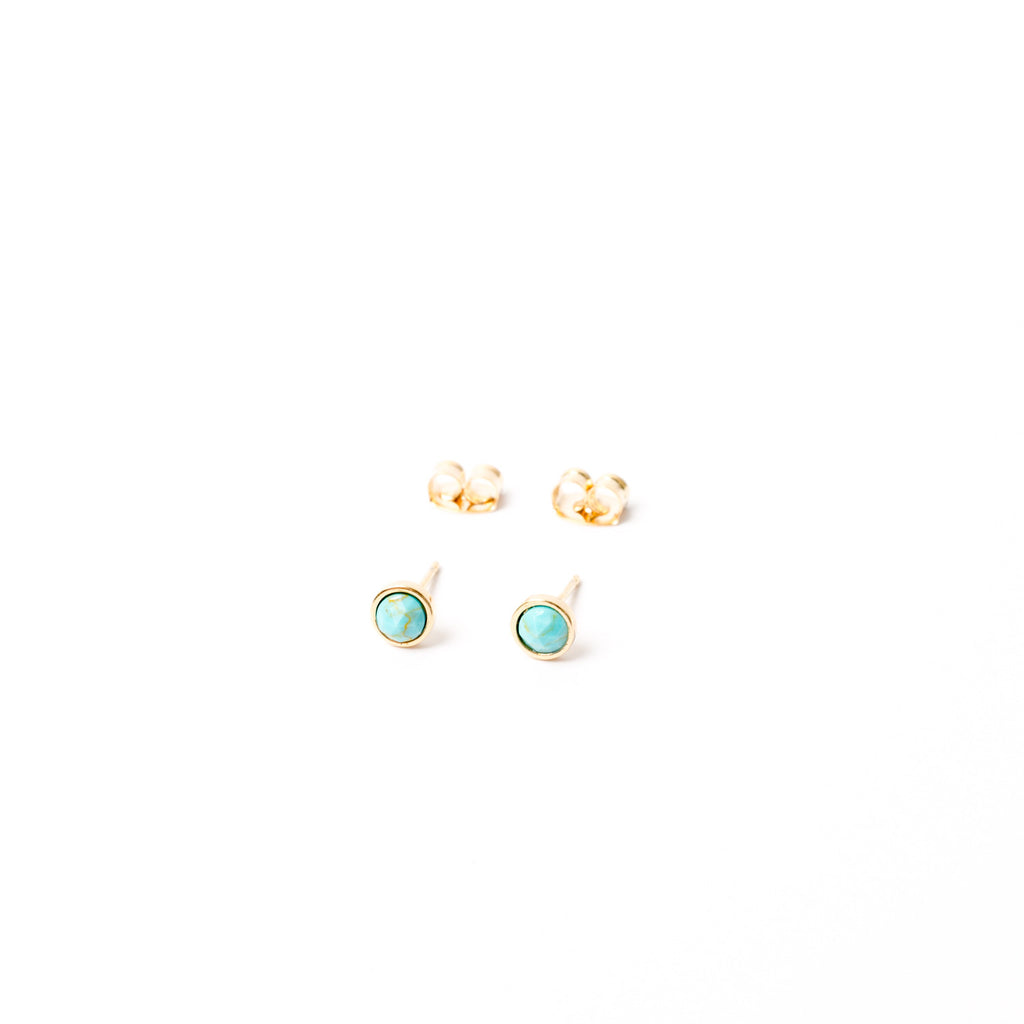"""Summertime"" Stud Earrings (3 colours)"